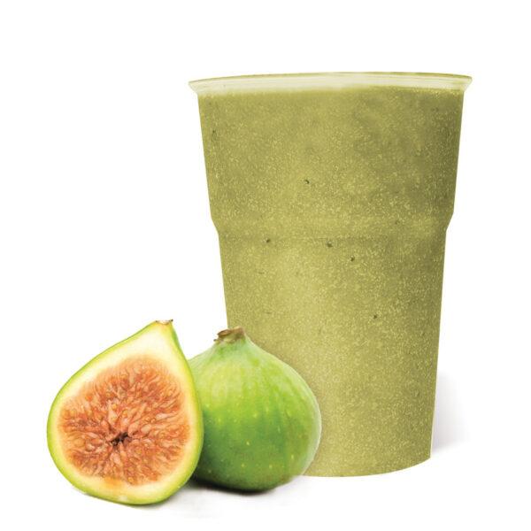 granita fichi freschi di stagione senza lattosio senza glutine palermo yoghi gelateria graniteria yogurteria