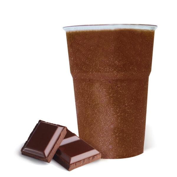 granita cioccolato granita messinese yoghi gelateria fave di cacao