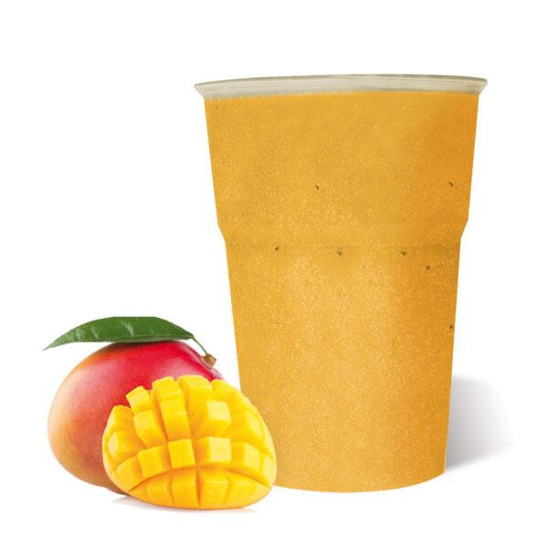 granita mango granita messinese senza glutine senza lattosio palermo yoghi graniteria