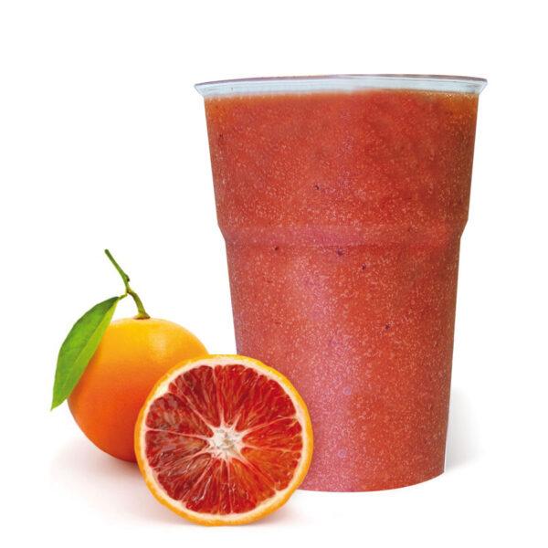 granita arancia rossa di sicilia granita messina granita senza glutine