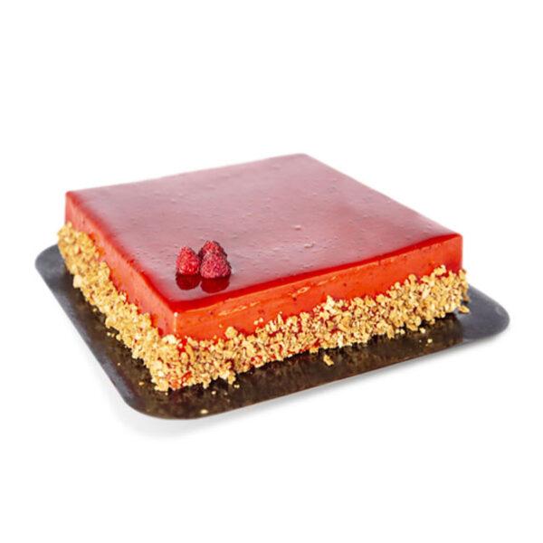torta gelato lFRAGOLA palermo gelateria yoghi