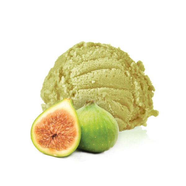 gelato ai fichi senza lattosio con frutta fresca di sicilia yoghi